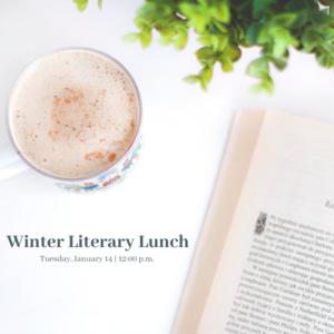 Winter Literary Lunch