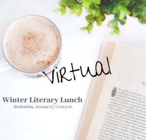 Virtual: Winter Literary Lunch