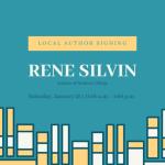 Author Signing: Richard Rene Silvin