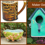 CURRENTLY CLOSED - Maker Day with Clay