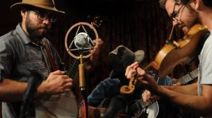 The Flathead String Band at Food Truck Thursday