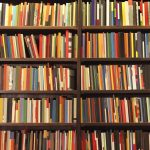 CLURRENTLY CLOSED: Wall of BOOKS, A Community Collaboration