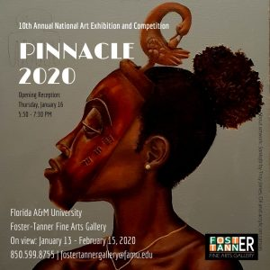 10th Annual Pinnacle National Art Exhibition and Competition Opening Reception
