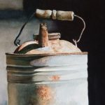 Art Reception: Personal Expressions in Watercolor