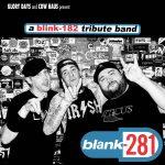 Blank 281 - A Blink 182 Tribute Band w/ Viper Pilot & Redrwn