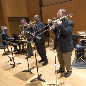 College of Music Jazz Faculty performance