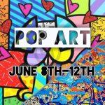 Pop Art Summer Camp