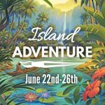 Island Adventure Art Camp
