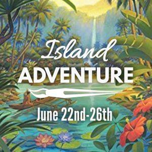 Island Adventure Art Camp