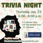 Trivia Night at the Museum: Dreams & Visionaries