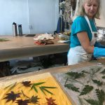 Botanical Silk Workshop