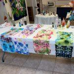 Silk Scarf Instance Dye Class