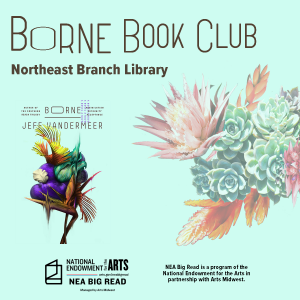 Borne Book Club at the Northeast Branch Library