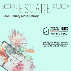 Borne Escape Room at the Leon County Main Library
