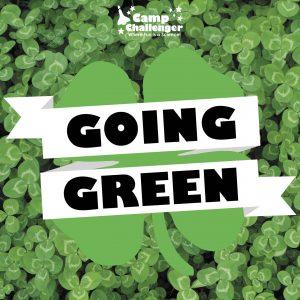Camp Challenger: Going Green