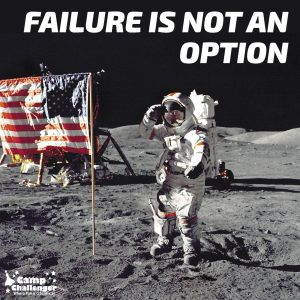 CANCELLED - Camp Challenger: Failure is Not an Opt...