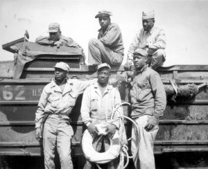 Iwo Jima Battle and African-American Soldier Exhib...
