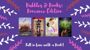 Bubbles and Books: Romance Edition