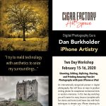 Dan Burkholder iPhone Artistry Workshop