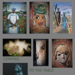 """Coming to the Table"" a Mixed Media Exhibit at Jefferson Arts Gallery"