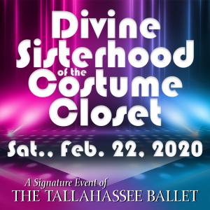 The Tallahassee Ballet's Sisterhood of the Costume Closet Fundraiser