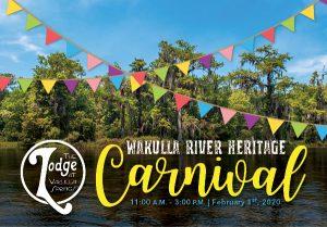 Wakulla River Heritage Carnival