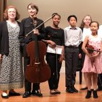 Kids Go for B'roque Honors Recital