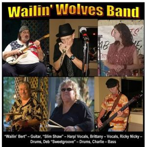 Food Truck Thursday with Wailin' Wolves