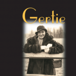 Kathryn Smith with Gertie