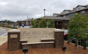 Red Hills Village Retirement Resort Theater