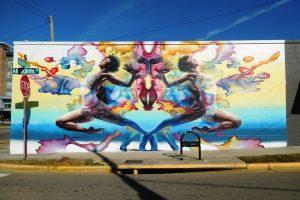 Napoletano Mural
