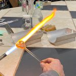 Intro to Glassblowing & Lampworking - 5 Week Class on Tuesdays