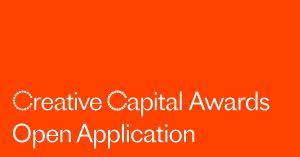 Creative Capital Awards