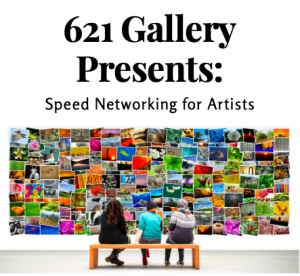 Speed Networking for Artists
