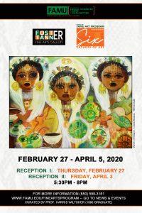 Voices of FAMU Art Program: A Collection of Six De...