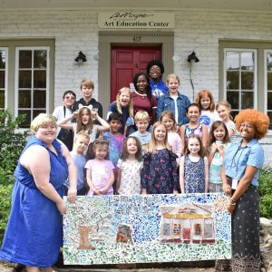 Around the World - LeMoyne Arts Online Summer Camp