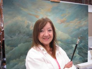 CURRENTLY CLOSED - Acrylic Painting Workshop/South...