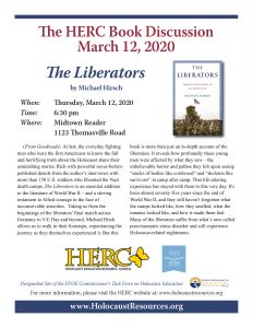 HERC Book Discussion