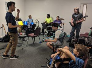 Jazz Band Camp