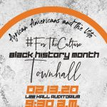 Black History Month Town Hall