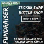 POSTPONED - Sticker Swap, Bottle Shop: Annual Fundraiser