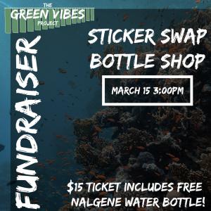 POSTPONED - Sticker Swap, Bottle Shop: Annual Fundraiser
