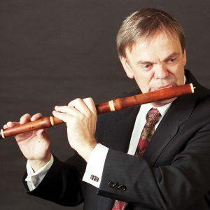 Barthold Kuijken, Flute Housewright Guest Concert