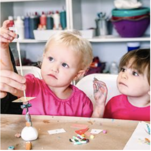 CURRENTLY CLOSED - Preschool Art Playgroup