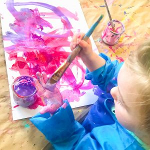 Preschool Art Camp