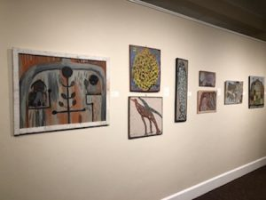 African American Vernacular Artists From Gadsden Arts Permanent Collection