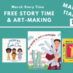 Free Admission Day and Story Time in the ArtZone