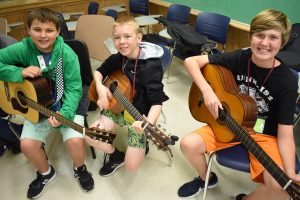 CANCELLED - Band Camp for Middle School
