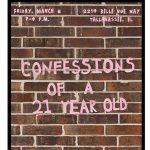 Confessions of a 21 Year Old: Solo Show by Ariel Raskin