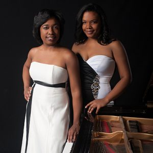 Cann Sisters, duo pianists